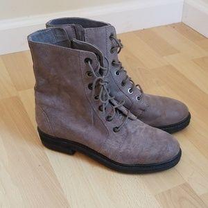 New Seychelles Fashion Combat Boots
